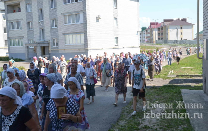 17 июля 2021 Страстотерпцы владыка_109