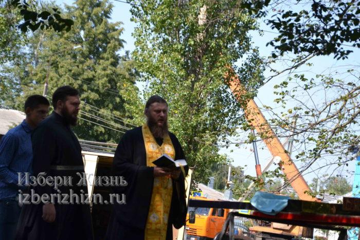 28 августа 2021 Установка креста в горсаду_062