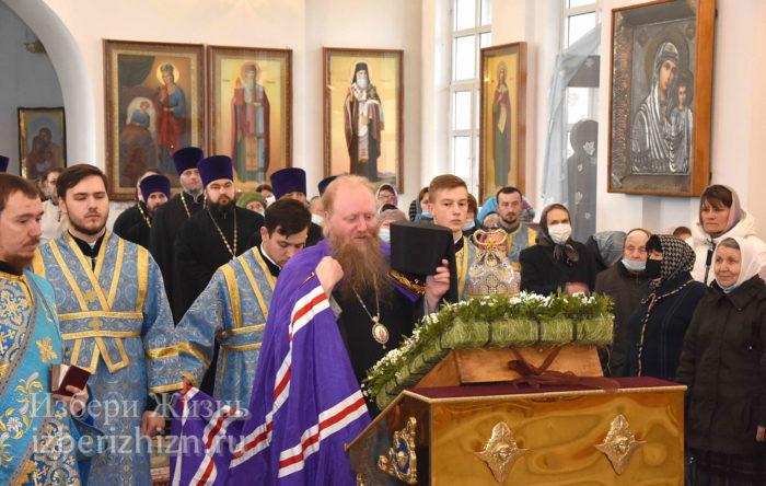 22 октября 2021 - владыка в Богоявленском храме_26
