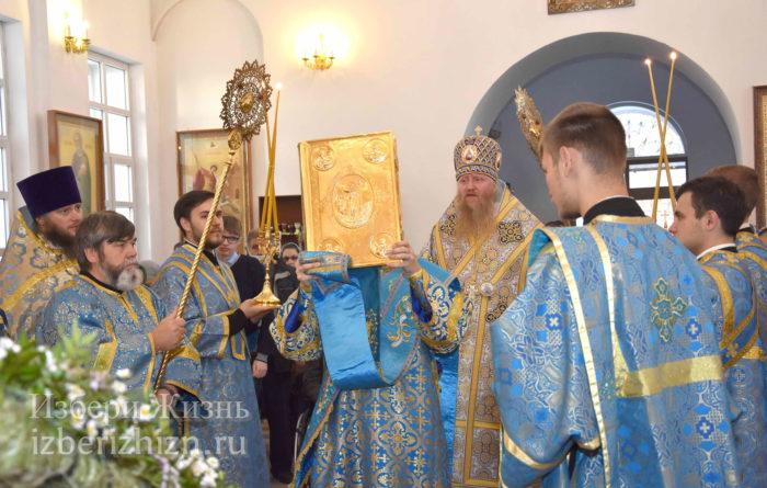 22 октября 2021 - владыка в Богоявленском храме_32
