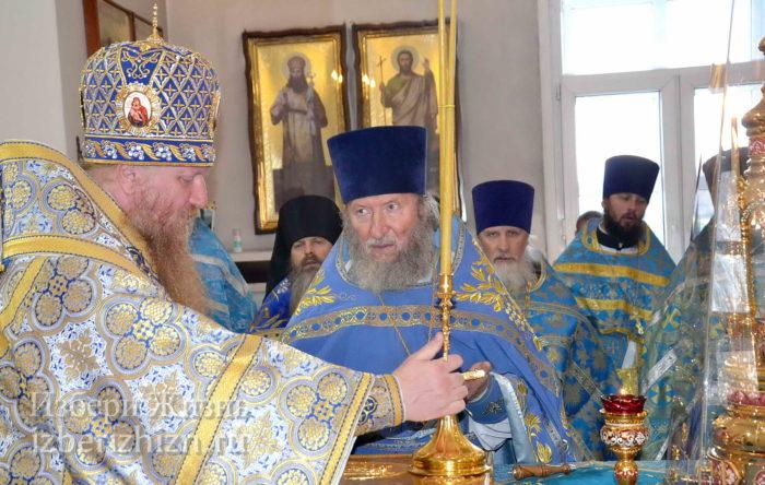 22 октября 2021 - владыка в Богоявленском храме_39