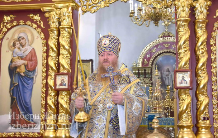 22 октября 2021 - владыка в Богоявленском храме_43