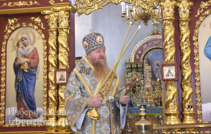22 октября 2021 - владыка в Богоявленском храме_44