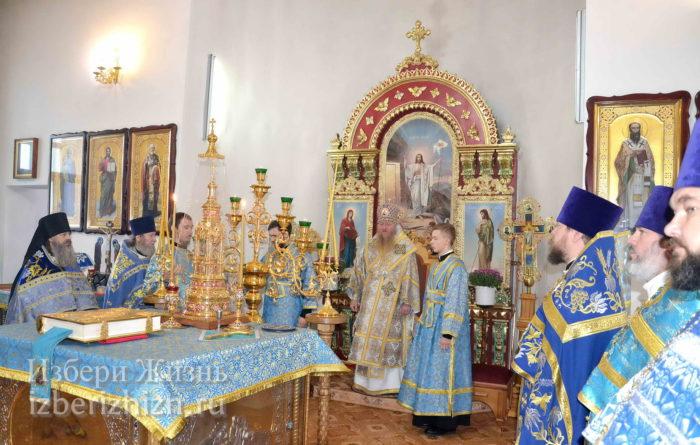 22 октября 2021 - владыка в Богоявленском храме_47