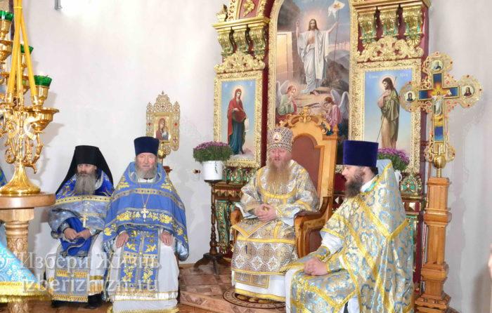 22 октября 2021 - владыка в Богоявленском храме_48