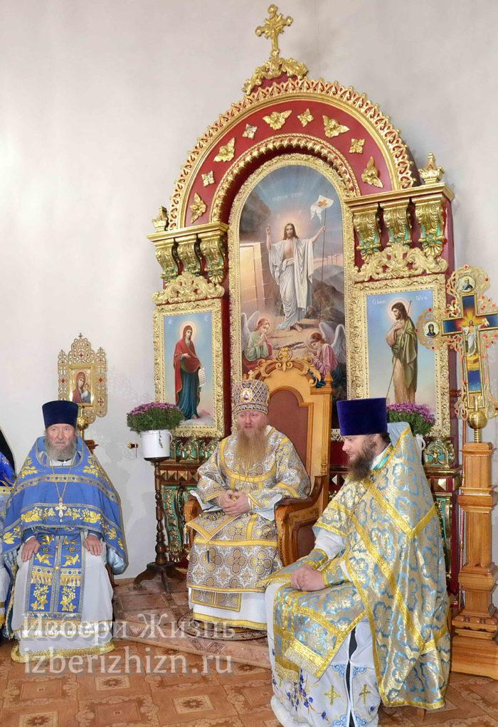 22 октября 2021 - владыка в Богоявленском храме_49