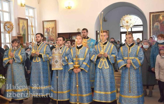 22 октября 2021 - владыка в Богоявленском храме_50