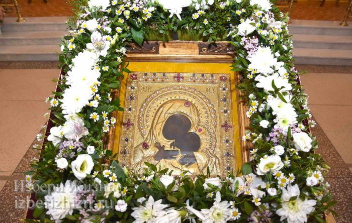 22 октября 2021 - владыка в Богоявленском храме_54