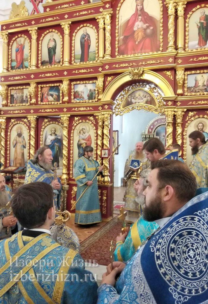 22 октября 2021 - владыка в Богоявленском храме_55