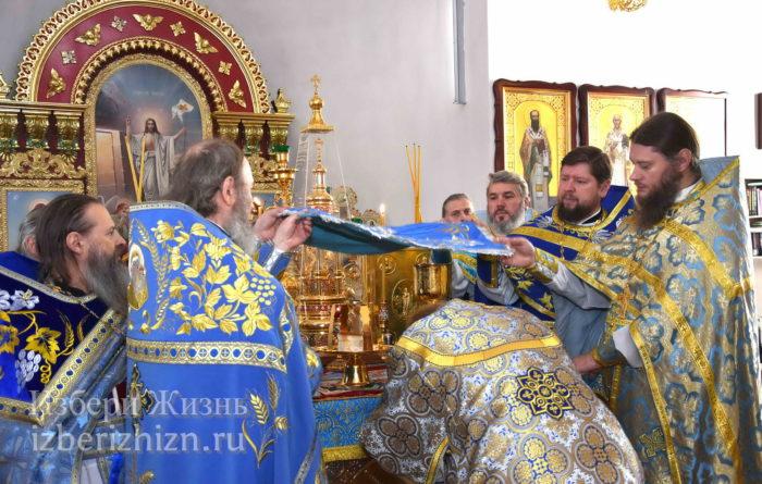 22 октября 2021 - владыка в Богоявленском храме_57
