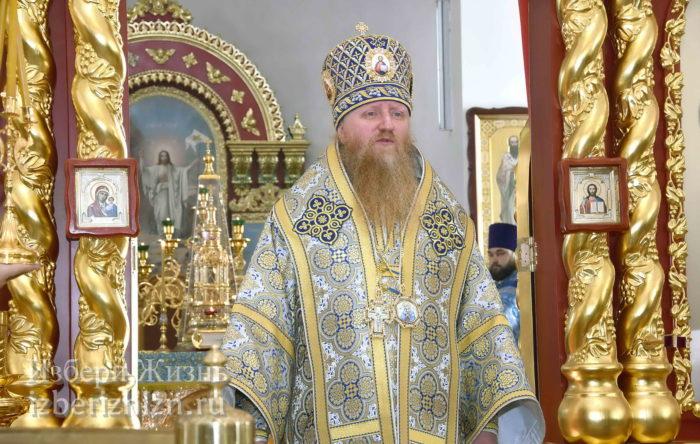 22 октября 2021 - владыка в Богоявленском храме_67