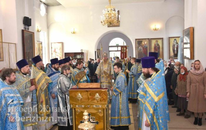 22 октября 2021 - владыка в Богоявленском храме_68