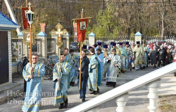 22 октября 2021 - владыка в Богоявленском храме_70