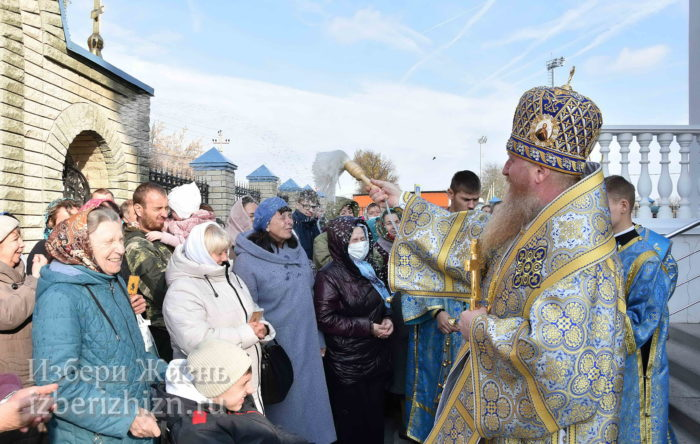 22 октября 2021 - владыка в Богоявленском храме_77