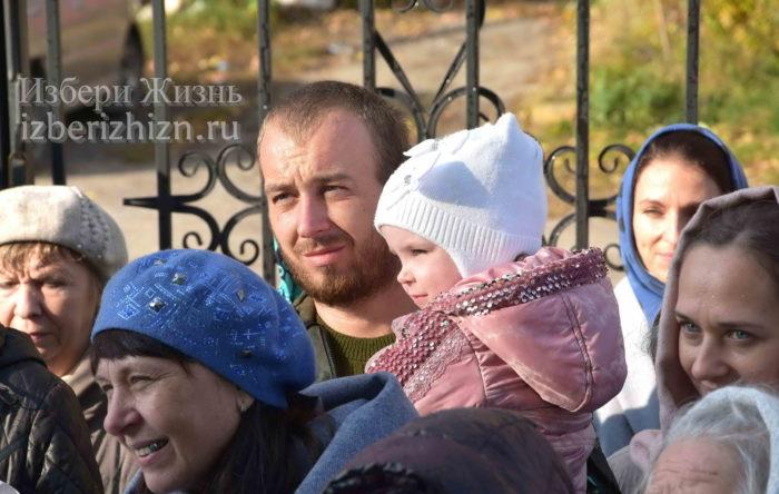 22 октября 2021 - владыка в Богоявленском храме_81